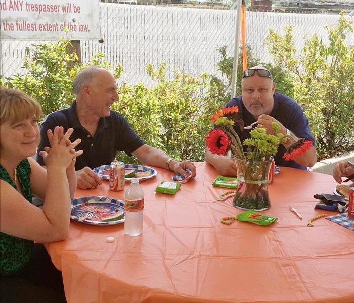 SERVPRO of Milwaukie/Happy Valley Customer Appreciation BBQ